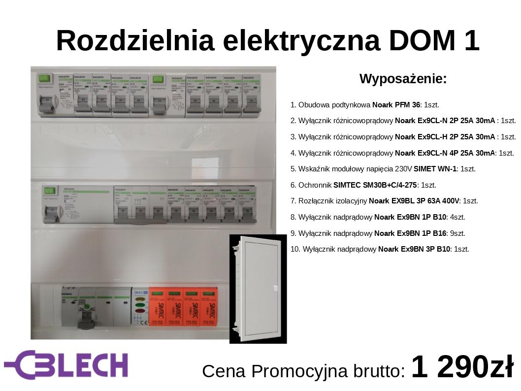 Prefabrykacja rozdzielnic elektrycznych