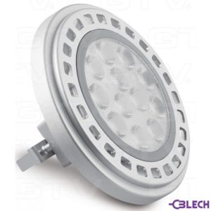 Żarówki LED G53 AR111 950lm 12W 12V AC/DC