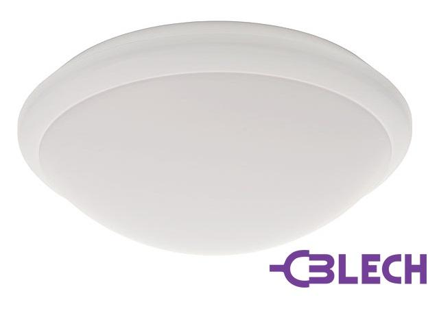 Plafon Led Lampa Sufitowa Z Czujnikiem Ruchu Ip44 1000lm 17w